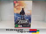 Zelda Breath of the Wild Limited Edition Switch OVP Box Protector Schutzhülle