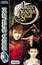Panzer Dragoon Saga Sega Saturn Box Protector Schutzhülle