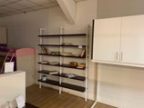 Libreria SILOMA JOKER montati alluminio bianco