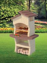 ART. B13, CABB12140 Emic Barbecue da giardino Roma