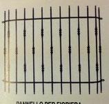 PANNELLO PER FIORIERA  art.G6039, BA06TZ