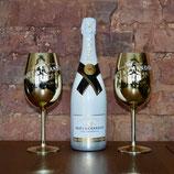 Moët & Chandon Ice Impérial - 750 ml mit 2 Original Gläser