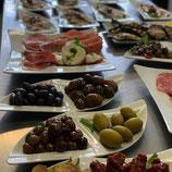 Oliven - verschiede Sorten