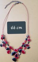 Collier 46 cm de longueur
