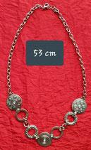 Collier 53 cm de longueur