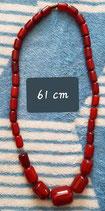 Collier 61 cm de longueur