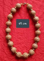 Collier 45 cm de longueur