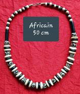 Collier Africain 50 cm de longueur