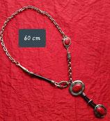 Collier 60 cm de longueur