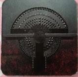 Magnet Anny Juillet 5 X 5 cm Réf. MAG002
