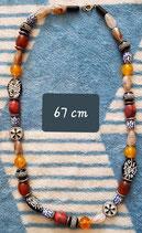 Collier 67 cm de longueur