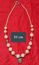 Collier 50 cm