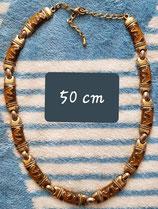 Collier 50 cm de longueur