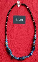 Collier 51 cm de longueur