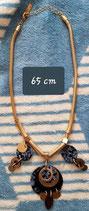 Collier 65 cm de longueur