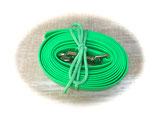 Biothane-Leine 3 m Neon Green (Rabatt-Shop)