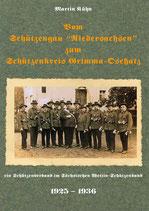 """Vom Schützengau """"Niedersachsen"""" zum Schützenkreis Grimma-Oschatz"""