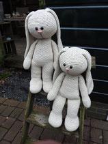 XXL Bunny Basic Linnen
