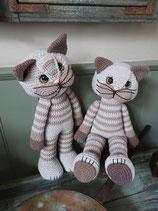 XXL Funny Pussycat Basic Grijs