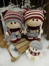 Snowy set
