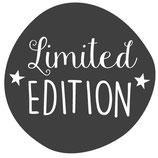 """Holzstempel """"Limited Edition"""""""