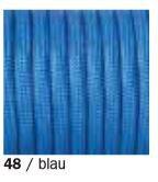 Paracord reflektierend 4mm, blau 48