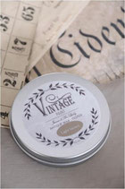 Jeanne d'Arc Living's Vintage Paint: Vintage wax light brown 50ml