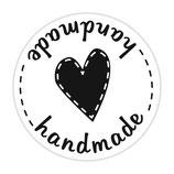 """Holzstempel """"Handmade """""""