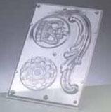 "Reliefform ""Ornamente 3-teilig 75"""