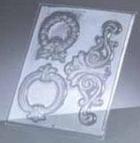 "Reliefform ""Ornamente 3-teilig 54"""