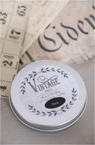 Jeanne d'Arc Living's Vintage Paint: Vintage wax black 50ml