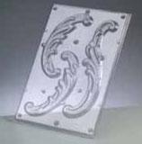 "Reliefform ""Ornamente 3-teilig 74"""