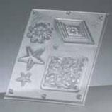 "Reliefform ""Ornamente 5-teilig 80"""