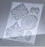 "Reliefform ""Ornamente 6-teilig 53"""