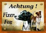 Glatthaar Fox