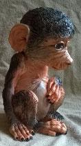 Pavianbaby