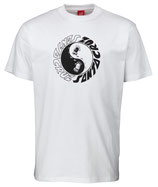 Tee Scream Ying Yang  - T-shirt