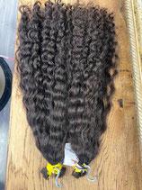 Brasilianisches Haar Lockges Haar 50/55 cm