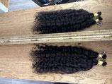 Brasilianisches Haar Lockiges Haar 60/65 cm