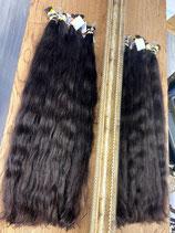 Haare leichtgewelltes 75/ 80cm