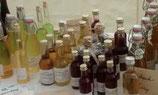 Essig in verschiedenen Geschmacksrichtungen (je 100 ml)