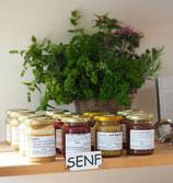 Tomate-Basilikum-Senf, 130 ml
