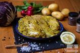 Hähnchenbrustfiletfleisch edel mariniert Dijon