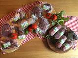 10 kg Fleisch vom Angusrind (tiefgefroren)