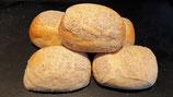 Knorrie. 100% Weizen - etwas weicher durch Zugabe von Margarine