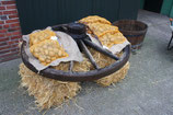 Speisekartoffeln, Leyla 1,5 kg - 500 kg, vorwiegend festkochend, rundliche Form