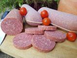 Mettwurst vom Schwein (Haltung auf Stroh), ca 450 g