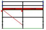 PACK Blitz - L: 5,14m (2*2,57m) ; H: 2,00m