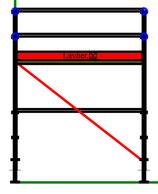 PACK Blitz - L: 2,57m ; H: 2,00m