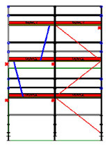 PACK Blitz - L: 5,14m (2*2,57m) ; H: 6,00m (3*2,00m)